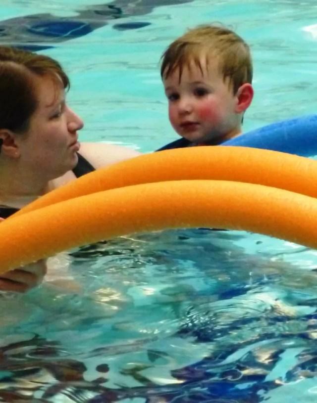 swimming woggle