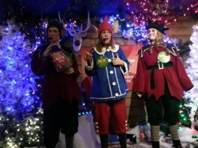 Frosts elves