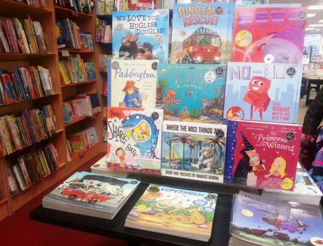 featured picture book display #shop #cbias
