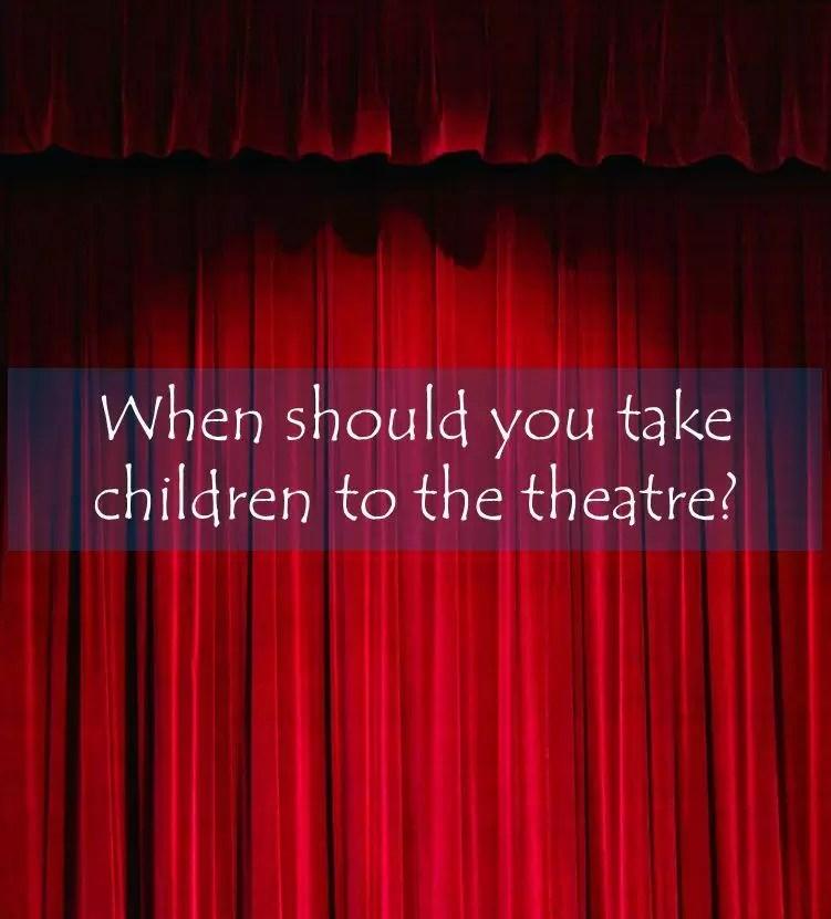 Theatre curtain title #sp