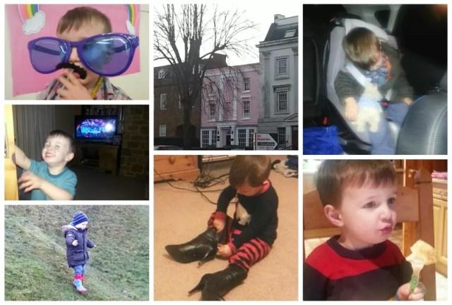 365 week 2 collage