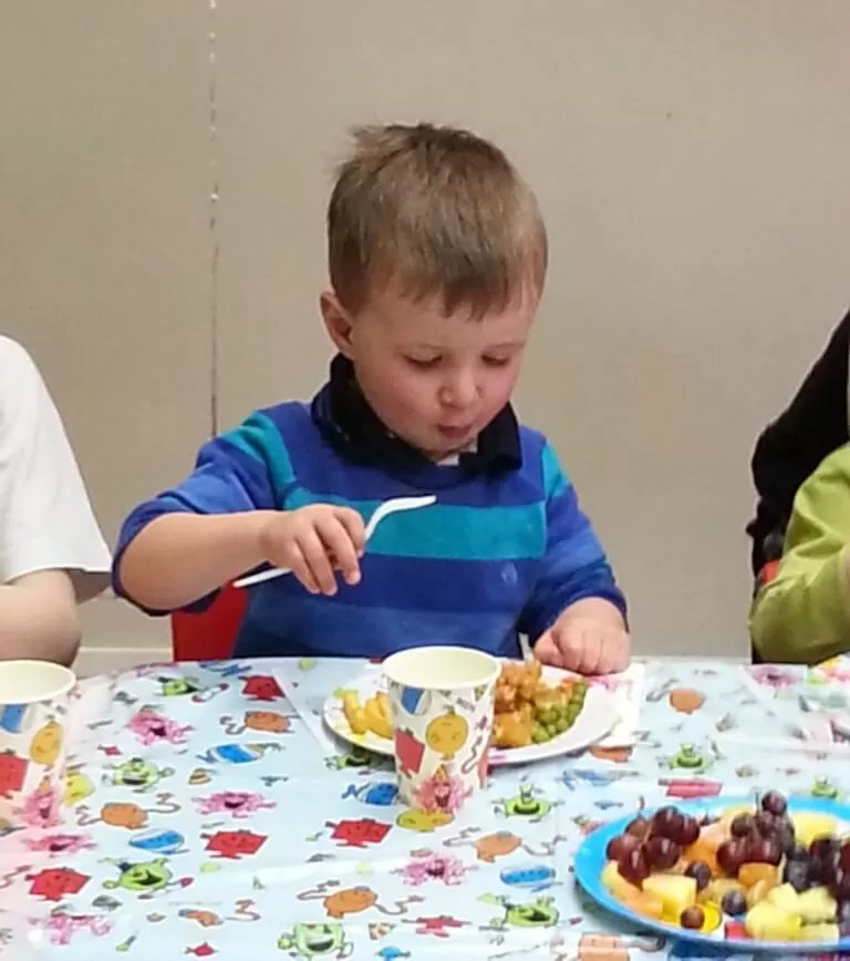 softplay-party-food