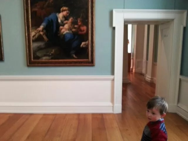 art at Compton Verney