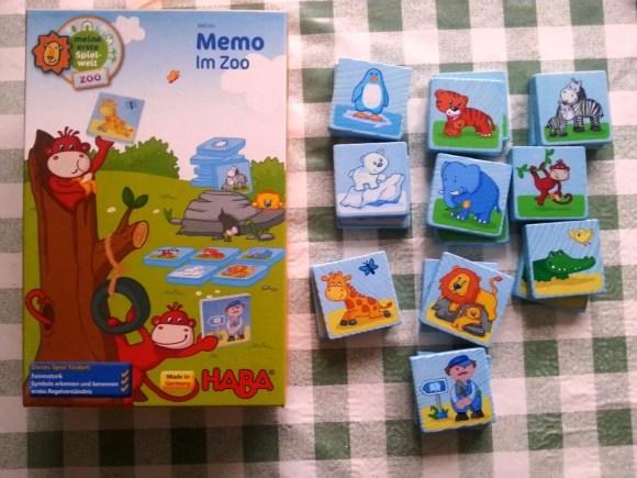 haba memory matching pairs game