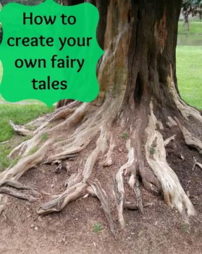 how to write fairy stories