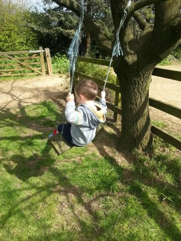 farm swing