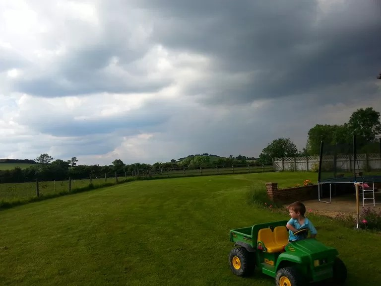 chasing the storm clouds by gator