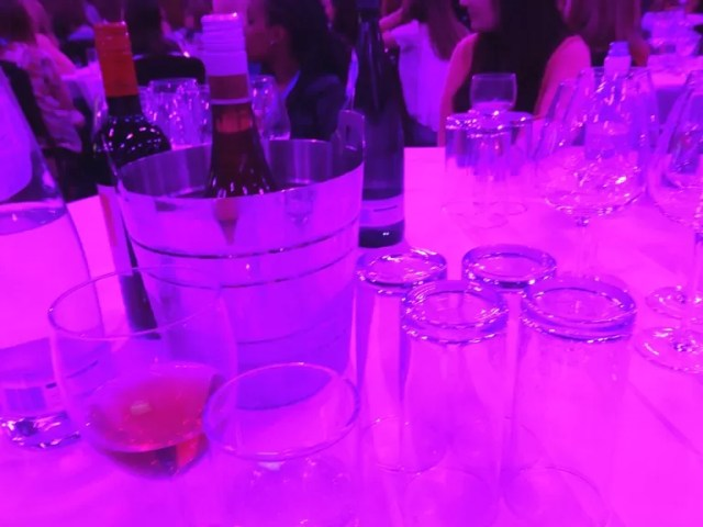 drinks at bibs awards 2014