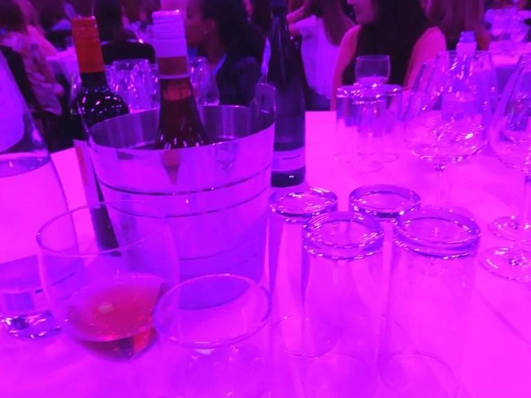 drinks at bibs awards 2014