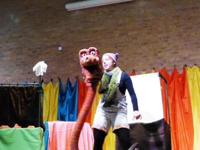 wiggly worm dance