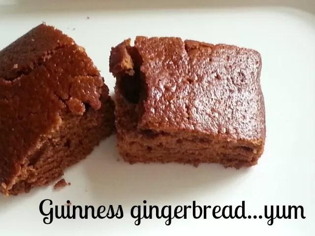 guinness gingerbread