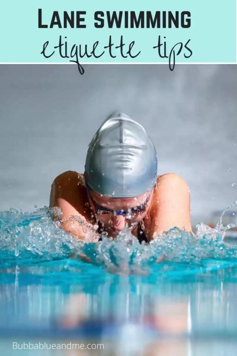 lane swimming etiquette