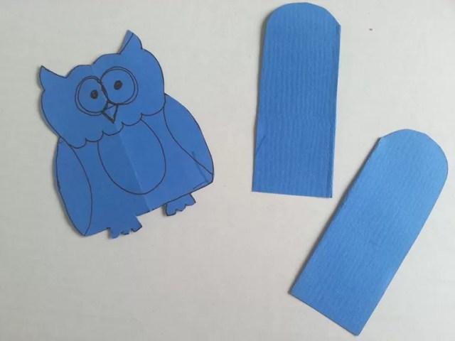 plastic folder bookmark templates