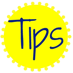 tips sun