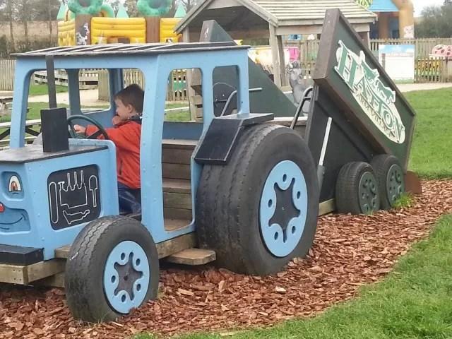 hatton childrens tractor