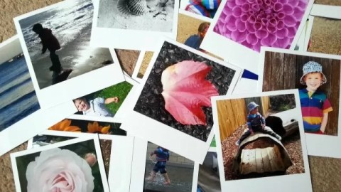 Printing photos with Polagram plus giveaway