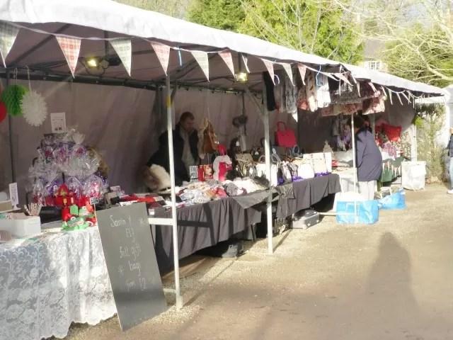 Hatton Christmas market