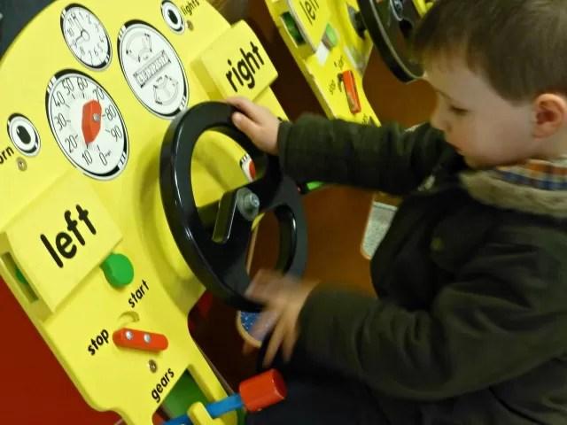 driving practice
