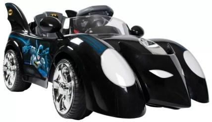 battery operated batman car