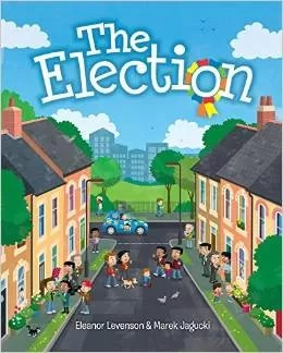the election picture book