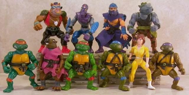 TMNT turtles 1988