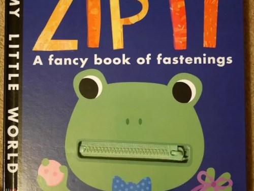 Zip It book