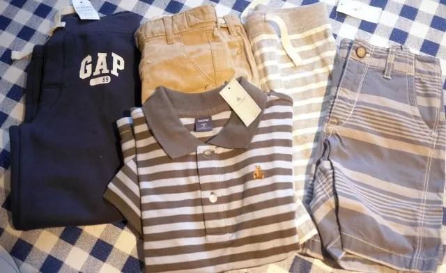 Gap childrenwear bargains