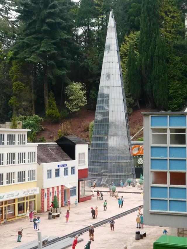 The Shard at Babbacombe model village
