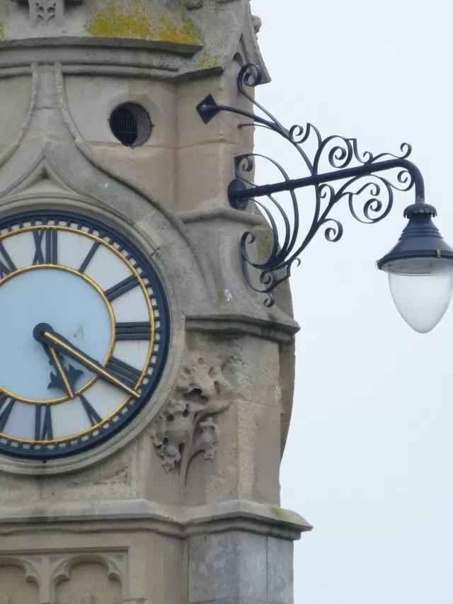 Torquay clock