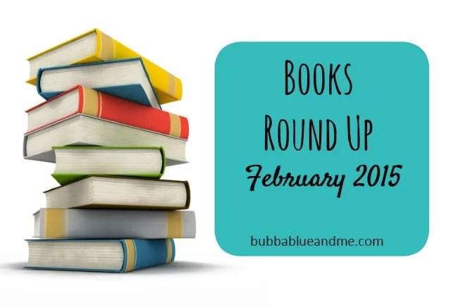 books round up february 2015