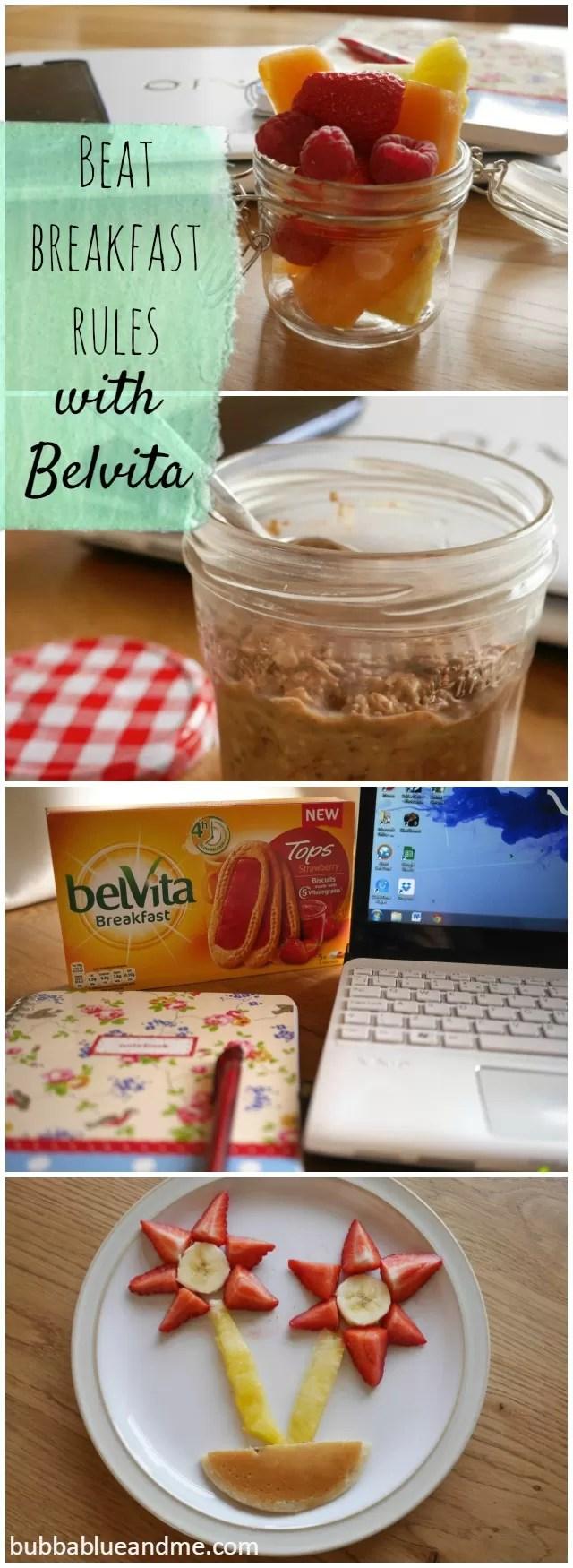 Belvita breakfast rule breaking - Bubbablueandme