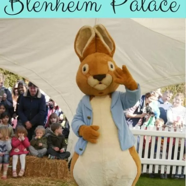 Children's Easter event at Blenheim Palace