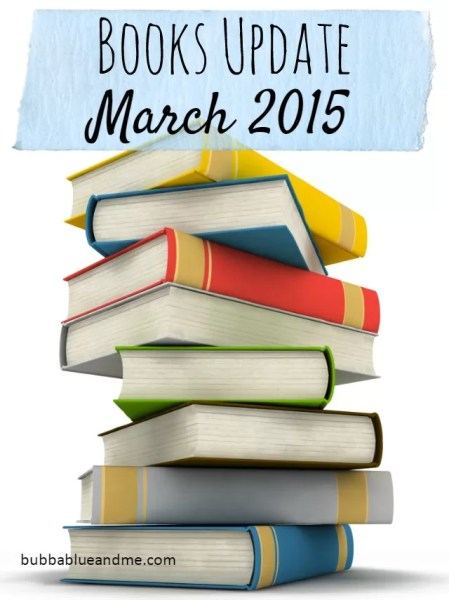 March books update