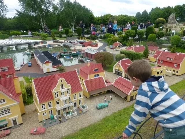 A trip to Legoland Windsor