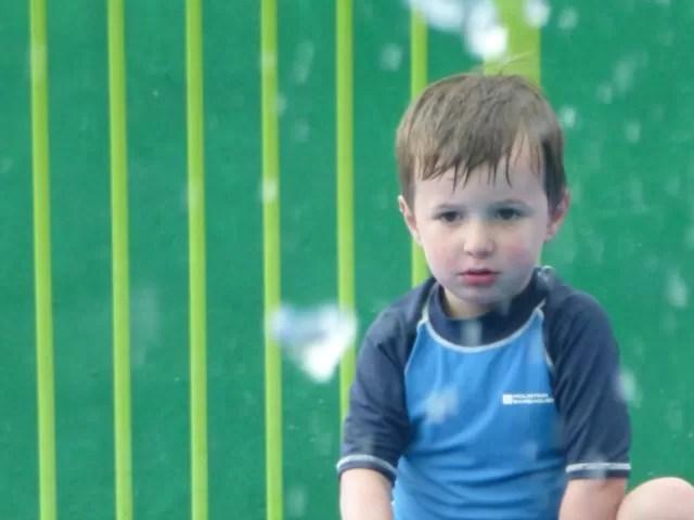 Legoland splash zone Duplo