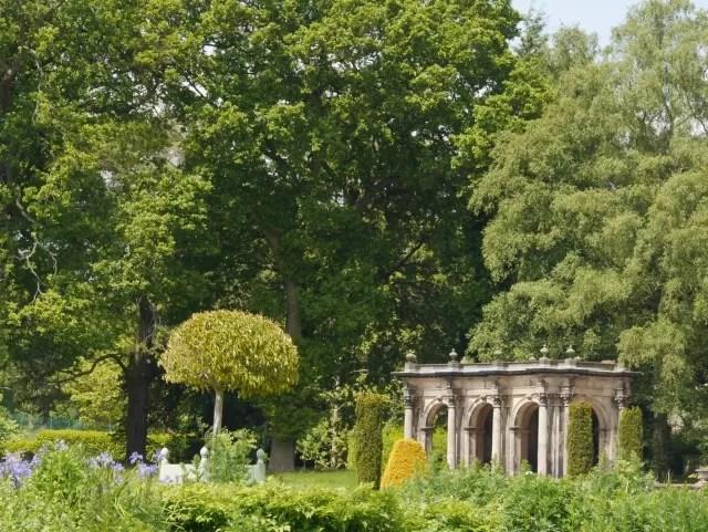 Trentham Estate ruins