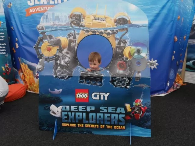 Lego City Deep sea explorers