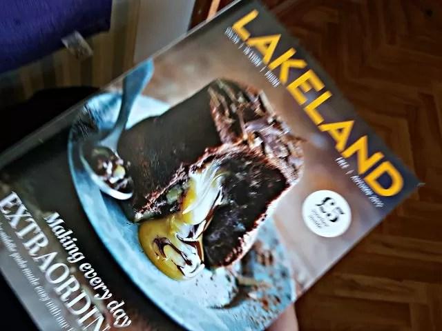 new Lakeland catalogue