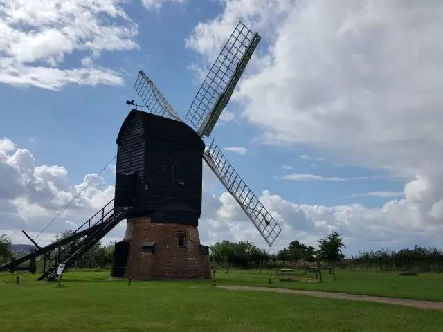 Avoncroft Museum windmill