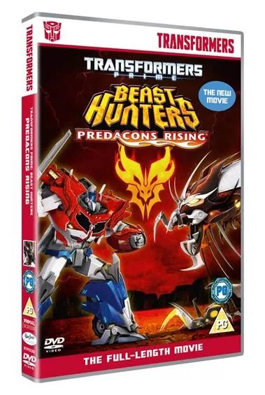 Transformers Prime, Beast hunters predacons arising