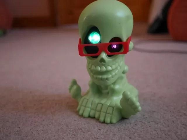 Billy Bones from Ghost Hunt