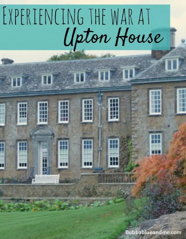 Experiencing the War years at National Trust Upton House