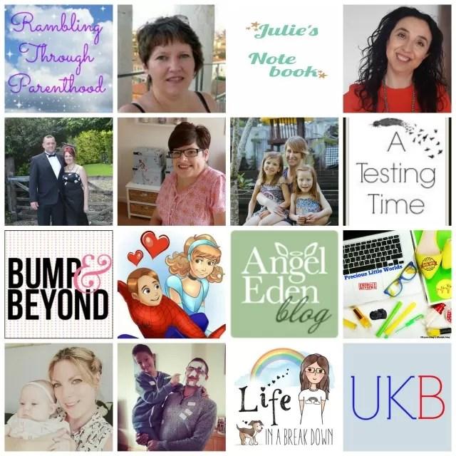 Big blogger giveaway blogs