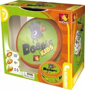 dobble kids packaging