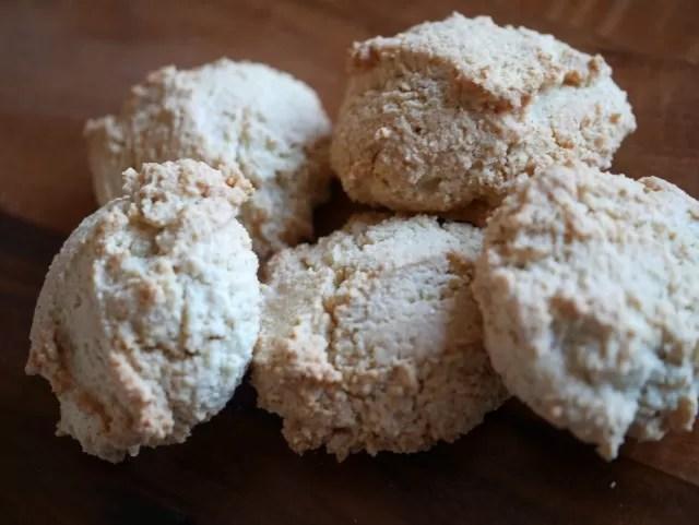 ginger macaroon recipe