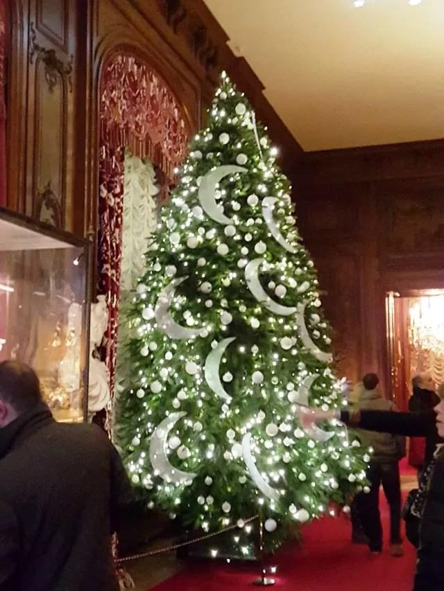 Waddesdon Christmas tree