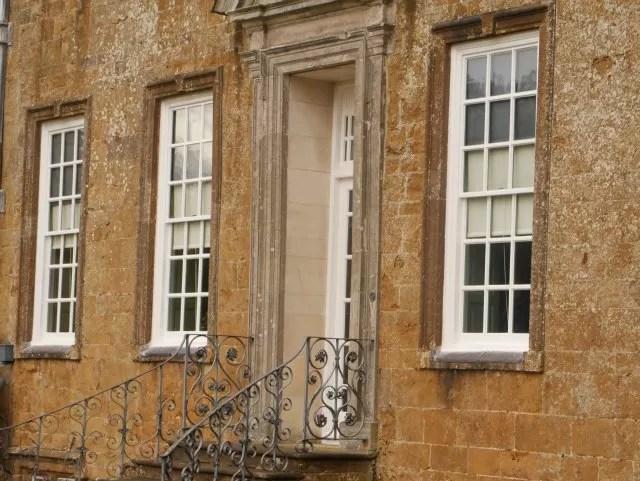 reverse of Upton House