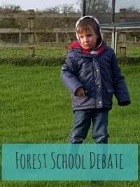 forest school debate