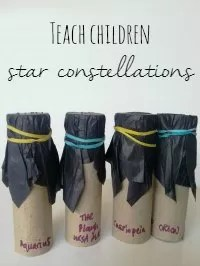 teach star constallations