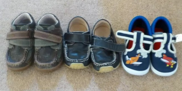 feet - toddler shoes